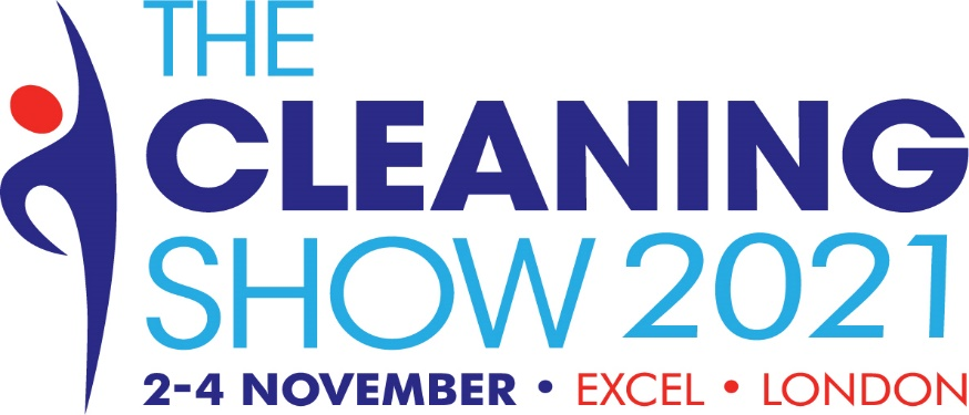 Come and see us at the Cleaning Show 2021