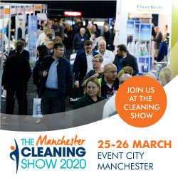Join the CleanLink Software Team at the 2020 Manchester Cleaning Show